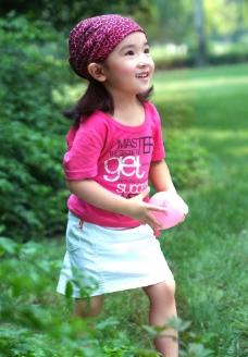 可爱小女孩3图片