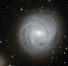 模糊的银河系图片