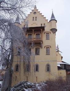 德国旧天鹅堡图片