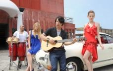 扬瑞代「哈瓦那」MV充满异国风图片