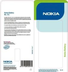 诺基亚电池纸牌图片