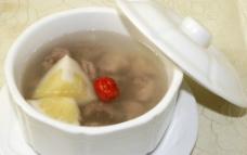 柠檬水鸭汤图片