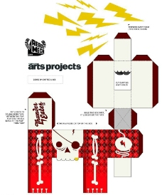 個性造型包裝設計圖片