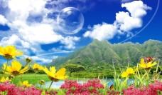 天然风景图片