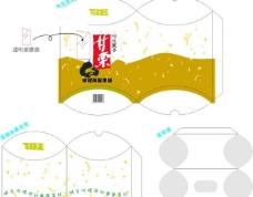 栗子內包裝設計圖片