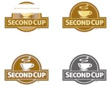 second cup商标图片