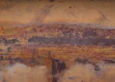 生锈金属表面图片