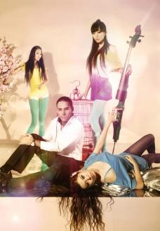 亚洲娃娃电音乐团图片